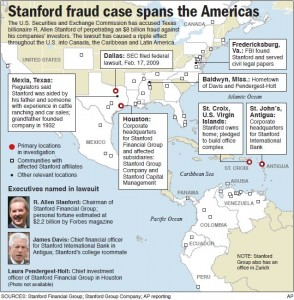 Allen Stanford, American Drug Lord – MadCow