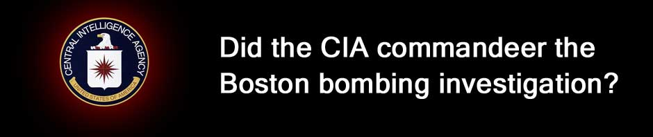 CIA-commandeer