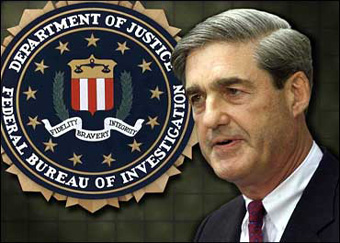 Photo of FBI Director Mueller