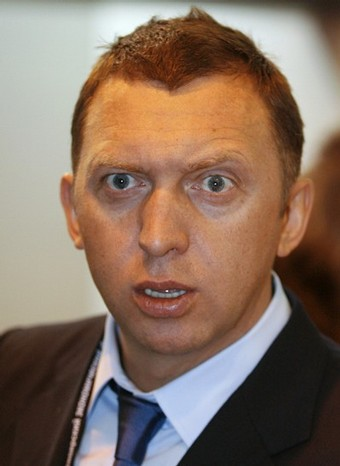 Russian billionaire Oleg Deripaska attends an economic forum in the Siberian city of Krasnoyarsk in this February 15, 2008 file photo. As Britain hurtles into the deepest slowdown in more than 15 years, a party funding scandal has reminded the country of its most enduring schism: class. This does not bode well for the opposition Conservatives. To match feature BRITAIN-ELITISM/ REUTERS/Ilya Naymushin/Files (RUSSIA)