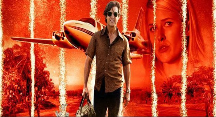 """'American Made' turns Seal story into """"madcap '80's romp ... American Made"""